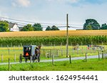 Amish Country Field Agriculture ...