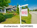 House  Sign For Sale For Big...