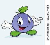 vector illustration of cartoon... | Shutterstock .eps vector #162507455