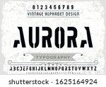vector font.abc. alphabet...   Shutterstock .eps vector #1625164924