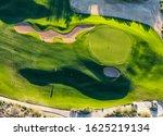 Aerial High Resolution Shot Of...