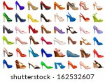 Female Footwear Collection On...