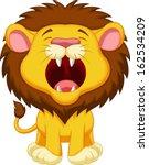 áfrica,africana,enojado,arte,grande,dibujos animados,gato,carácter,imágenes prediseñadas,color,cresta,lindo,dibujo,cara,colmillos