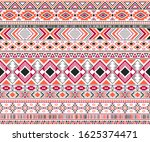 rhombus and triangle symbols... | Shutterstock .eps vector #1625374471