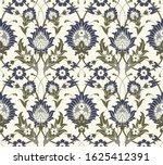 Seamless Ornamental Pattern...