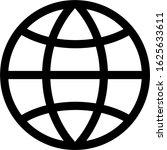 internet or website icon vector ...