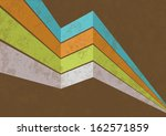 retro background with grungy... | Shutterstock . vector #162571859
