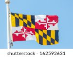 the flag of the state of... | Shutterstock . vector #162592631