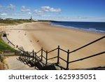 Longsands Beach  Tynemouth ...