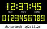 countdown website vector flat... | Shutterstock .eps vector #1626121264