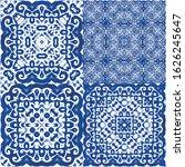 decorative color ceramic...   Shutterstock .eps vector #1626245647