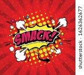 Smack  Comic Speech Bubble ...
