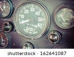 Vintage Car Gauge Meter