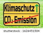 Traffic Sign With The German...