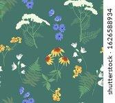 seamless vector illustration... | Shutterstock .eps vector #1626588934
