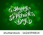 saint patricks day design with...   Shutterstock .eps vector #1626594814