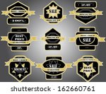 set of label. vector | Shutterstock .eps vector #162660761