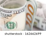 the new u.s. 100 dollar bill | Shutterstock . vector #162662699