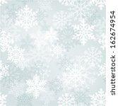 Snowflakes Wallpaper   Vector...