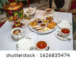 Very Traditional Russian Tea...