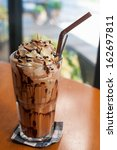 Iced Coffee With Whipped Cream...
