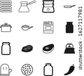 Cook Vector Icon Set Such As ...