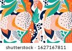 abstract modern trendy vector...   Shutterstock .eps vector #1627167811