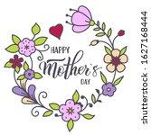 original handwritten lettering... | Shutterstock .eps vector #1627168444
