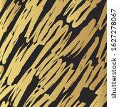 golden marker stripes seamless... | Shutterstock .eps vector #1627278067