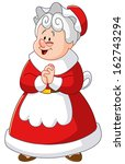Happy Mrs. Claus