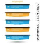modern design template  can be...   Shutterstock .eps vector #1627505077