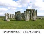 Stonehenge.  Ancient...