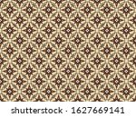 abstract geometric seamless... | Shutterstock .eps vector #1627669141