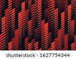vector abstract geometric... | Shutterstock .eps vector #1627754344
