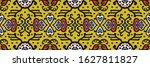 tribal vector ornament.... | Shutterstock .eps vector #1627811827