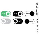 power set on off switch slider...