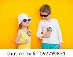 Adorable Little Kids With...