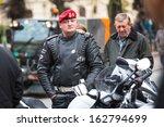 krakow  poland   nov 11 ... | Shutterstock . vector #162794699