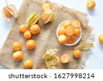 Natural Cape Gooseberry On...