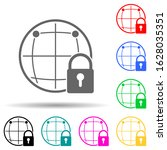 global protection multi color...