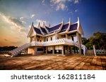 Temple   Wat Phra Phut Tha Bat...
