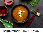 Miso Traditional Japanese Soup...