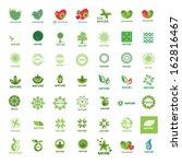 biggest collection of vector... | Shutterstock .eps vector #162816467