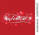 lover heart background for...   Shutterstock .eps vector #1628190127