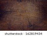 texture of old wood dark nature ...   Shutterstock . vector #162819434