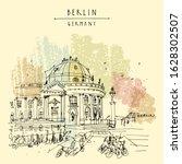 Berlin  Germany  Europe. Museum ...