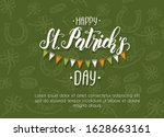 St Patrick's Day Poster With...