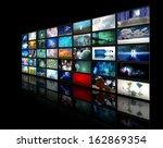 video displays | Shutterstock . vector #162869354