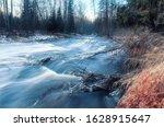 The Roshchinka River In The ...