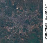 Small photo of Wuhan, the capital of Hubei province, China, seen from space - contains modified Copernicus Sentinel Data (2019)